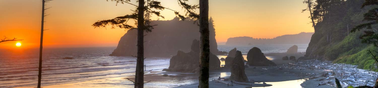 Olympic Peninsula, The Olympic Peninsula